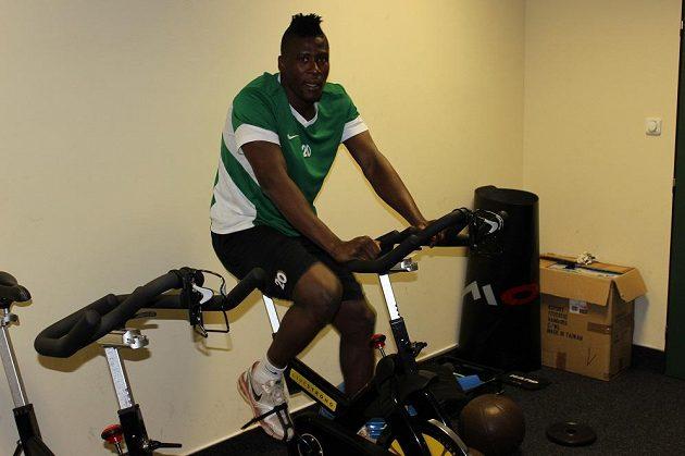 Francis Koné se může stát posilou Jablonce pro ofenzivu.