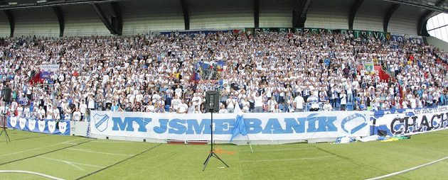 Fotbal v Ostravě táhne...