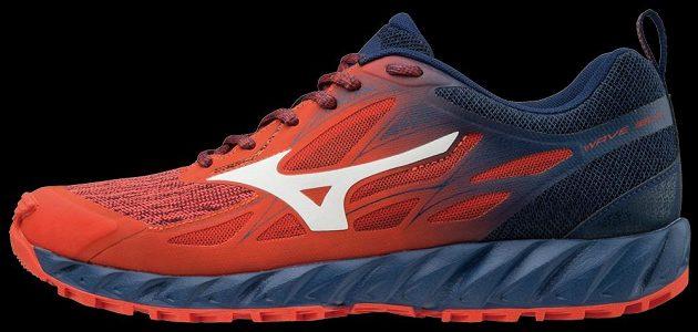 Trailové běžecké boty Mizuno Wave Ibuki - jedna z pánských verzí.