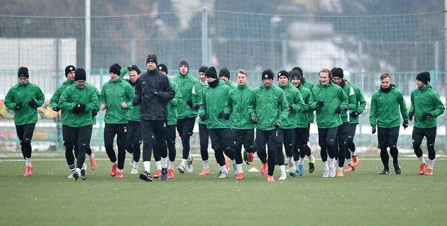 Fotbalisté Jablonce zahájili v pondělí zimní přípravu na jarní část sezóny.