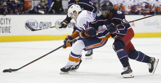 Hokejisté New York Islanders vyhráli na ledě Columbusu