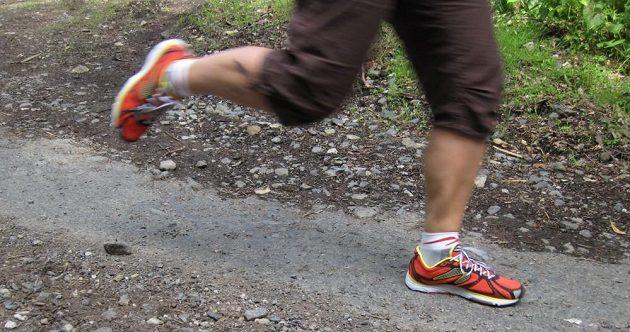Newton Kismet - proklatě pohodlná bota.