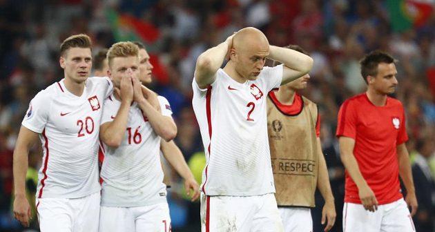 Poláci nezvládli ve čtvrtfinále ME penaltovou loterii.