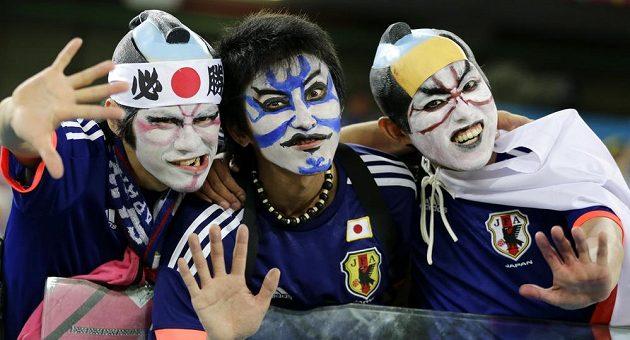 Japonští příznivci v Aréně das Dunas v Natalu gól neviděli.