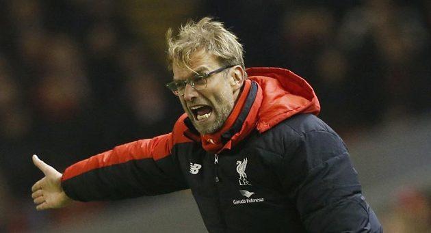 Emotivní gesta zdobí Jürgena Kloppa během každého zápasu Liverpoolu.