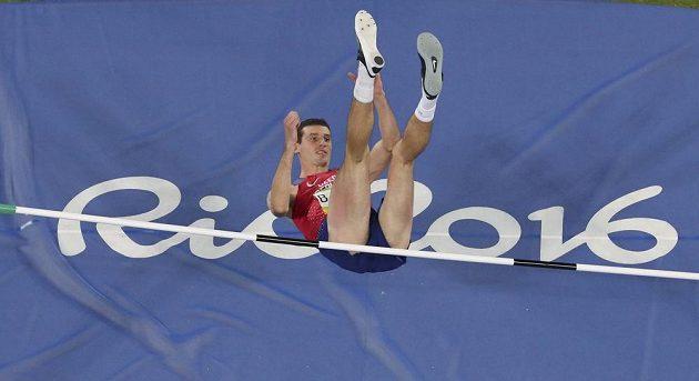 Jaroslav Bába skočil ve finále OH jen 220 centimetrů, což stačilo až na 14. místo.