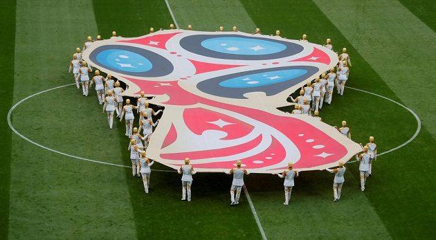 Slavnostní zahájení fotbalového MS.