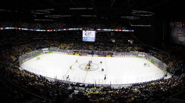 Finále MS začalo, o titul bojují Švédové se Švýcarskem.
