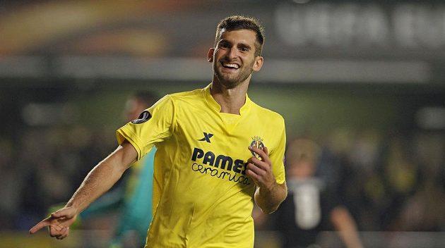 Leo Baptistao se raduje z gólu, který vstřelil Viktorii Plzeň.