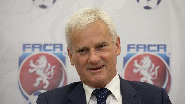 Nový předseda komise rozhodčích Fotbalové asociace ČR Michael Listkiewicz.