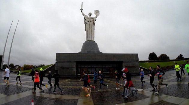 Wizz Air Kyiv City Marathon: Matka vlasti dohlíží na běžecké klání