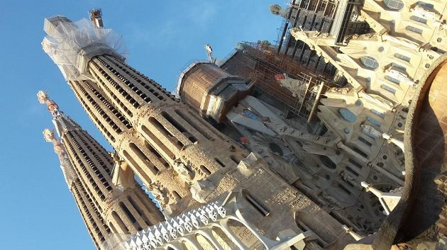 Monumentální katedrála Sagrada Familia bude pravděpodobně dokončena až v roce 2026.