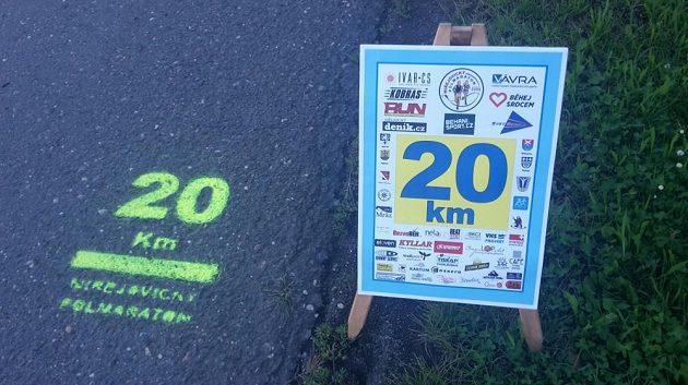 Přestože je zřejmě největší na světě, délku má Miřejovický maraton standardní.