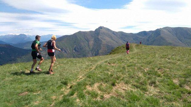 Scenic Trail - není nad to zaběhat si v horách.