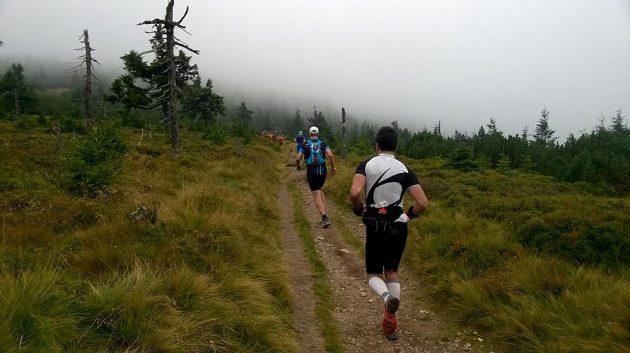 Jesenický maratón: Uprostřed hor a lesů vzhůru do kopce!