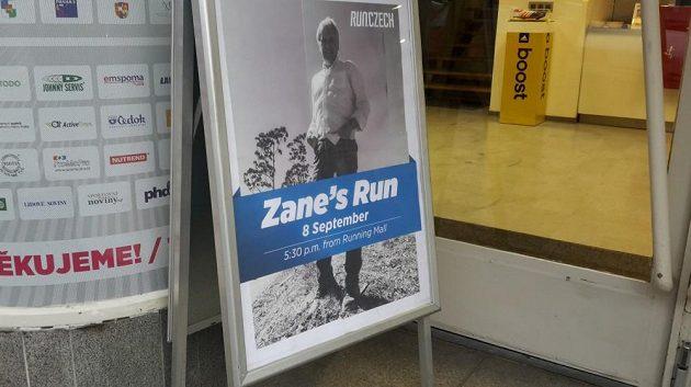 Vzpomínka na manažera elitních běžců bude stále živá.
