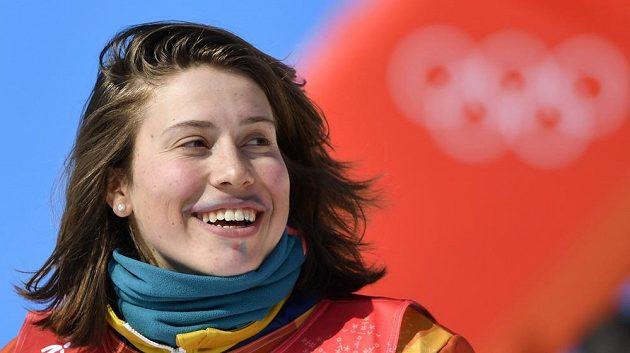 Česká reprezentantka Eva Samková získala bronz.