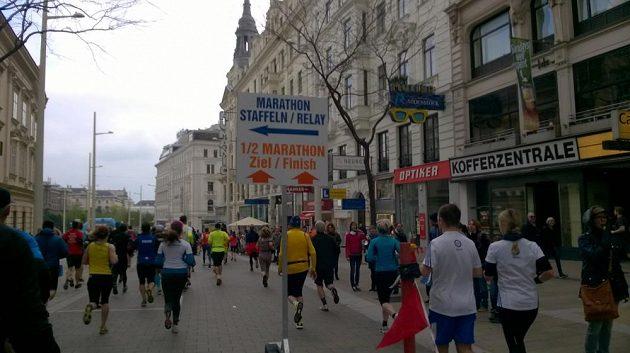 Vienna City Marathon: Ještě je čas si to rozmyslet.