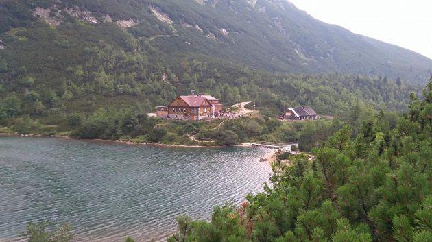 Tatranská šelma: Chata pri Zelenom plese.