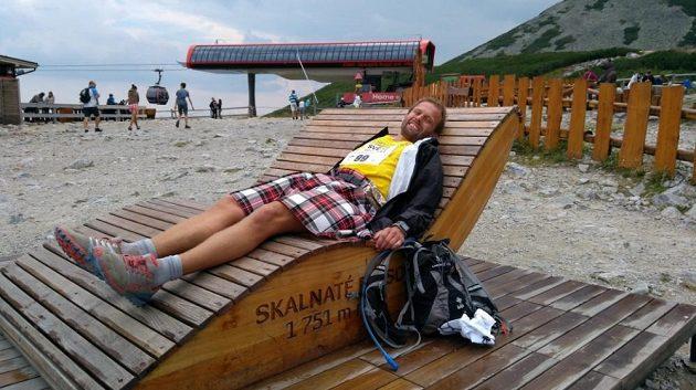 Tatranská šelma: Čas na trochu odpočinku.