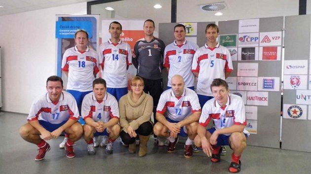 Nadcházejícího ročníku fotbalové ligy firem Golden Tour se opět zúčastní i výběr FAČR.