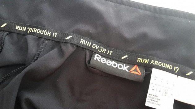 Reebok Running Wind Breaker: Proběhni to, přeběhni to, oběhni to!