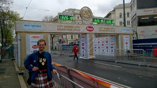 Vienna City Marathon: Předčasně na startu.