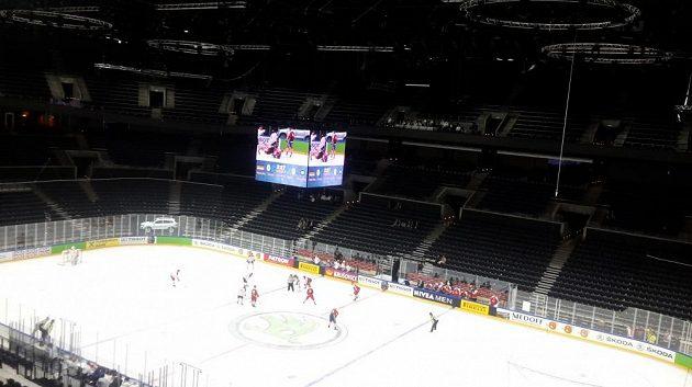 Kodaňská Royal Arena.