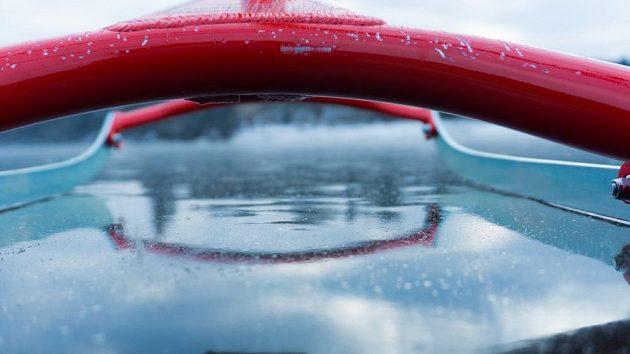 Ledoběžka je krásný stroj.