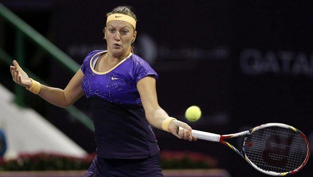 Petra Kvitová v Dauhá na Serenu Williamsovou nestačila.