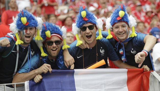 Vyznavači kohouta z Francie...