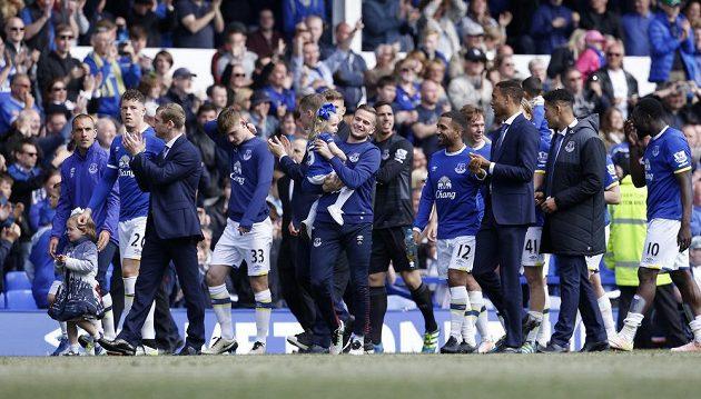 Fotbalisté Evertonu se s letošní sezónou Premier League rozloučili vítězně, doma porazili Norwich.