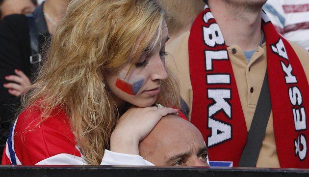 Medaile nebude, smutnili fanoušci na Staroměstském náměstí...