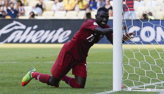 Fotbaloá Copa Americka nabídla v neděli zápas Paraguay - Katar, který skončil nerozhodně 2:2.