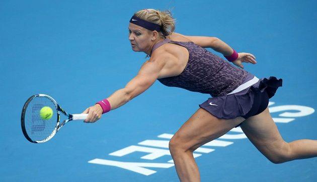 Lucie Šafářová na svoji reprezentační kolegyni v Sydney nestačila.