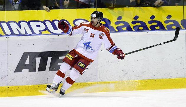 Zkušený olomoucký hokejista Zbyněk Irgl.