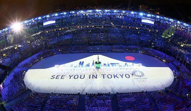 Nashledanou v Tokiu v roce 2020.
