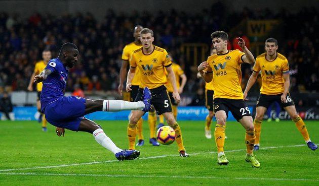 Fotbalisté Wolves si překvapivě poradili s favorizovanou Chelsea