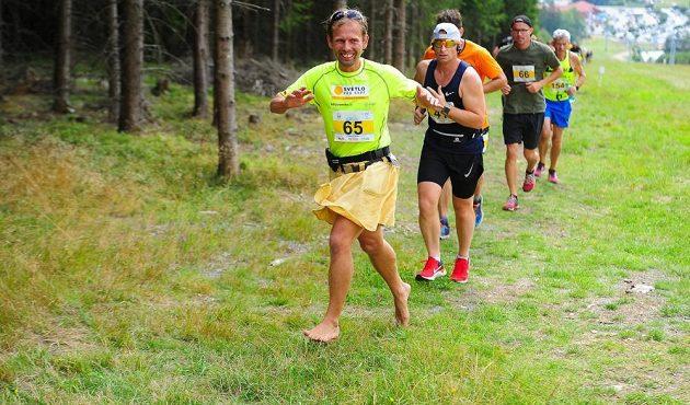 KTRC Lipenský půlmaraton – moderátor to říkal jasně: Pořádné boty to chce!