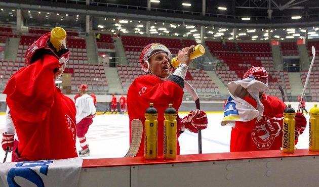 Třinečtí hokejisté začali trénovat před nadcházející extraligovou sezónou v nové moderní aréně.