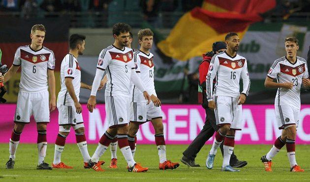 Fotbalisté Německa opouštěli hřiště v Lipsku se smíšenými pocity, v duelu s Gruzií nepodali optimální výkon. Postup do Francie jim ale neunikl.
