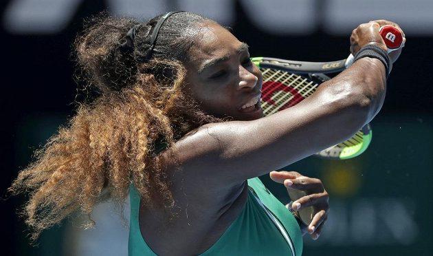 Serena Williamsová končí ve čtvrtfinále Australian Open.