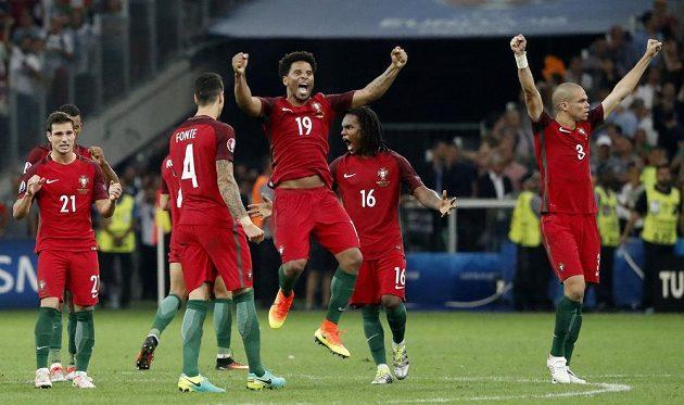 Portugalci na ME ani v pátém zápase v regulérní hrací době nevyhráli. Přesto jsou na šampionátu mezi čtyřmi nejlepšími celky.
