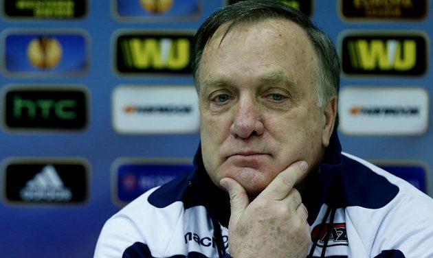 Slavný trenér Dick Advocaat už Evropskou ligu vyhrál, teď v ní vede Alkmaar, s nímž dorazil do Liberce.