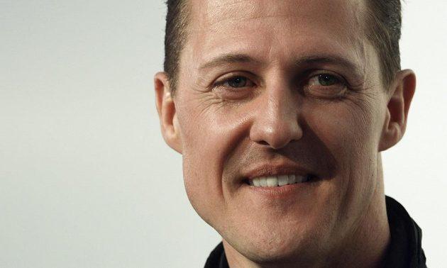 Legendární pilot a sedminásobný mistr světa vozů formule 1 Michael Schumacher.
