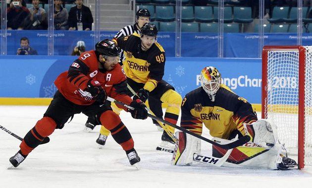 Postoupí Kanada do finále olympijského turnaje? Proti Německu byla jasným favoritem.