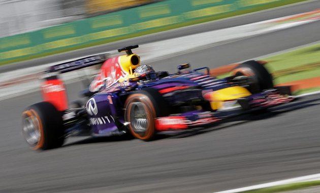 Úřadující šampión Sebastian Vettel.