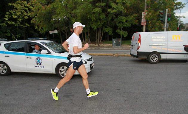 Martin Hokeš běhá už docela dlouho. A jde mu to, jak prokázal i v samotném Řecku.