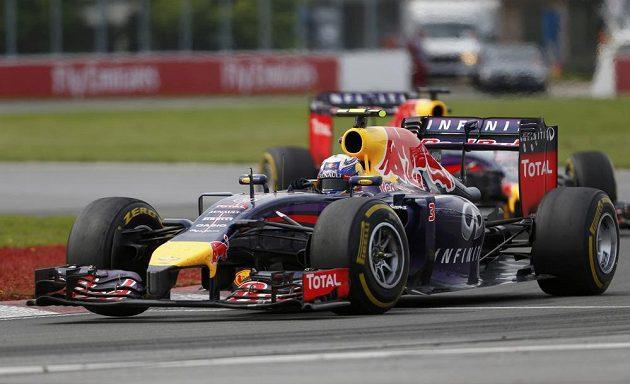 Daniel Ricciardo se stal vítězem Velké ceny Kanady.