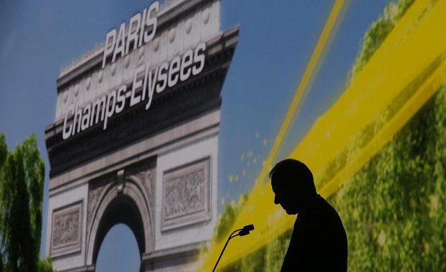 Cíl 103. ročníku Tour de France bude tradičně na pařížském bulváru Champ-Élysées.